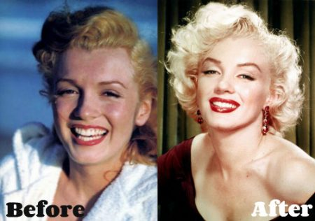 Marilyn-Monroe-nose